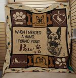 LIMITED EDITION – PAW LOVER BLANKET 4154