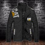 CAT- MEN'S STAND COLLAR JACKET 2741