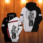 3D HOODIE – GROOT WITH HD SYMBOL  – LIMITED EDITION 4137T