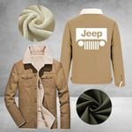 FLEECE FUR COLLAR JACKETS (LIMITED EDITION) FCJ2687 – J.E.E.P