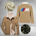 B.W.M FLEECE FUR COLLAR JACKETS (LIMITED EDITION) FCJ2683