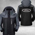F.O.R.D – MEN'S WATERPROOF AND WINDPROOF JACKET 2560