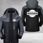 NISS- MEN'S WATERPROOF AND WINDPROOF JACKET 2558