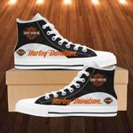 2452Z40 HIGH TOP SHOES – H.L DAVIDSON – LIMITED EDITION