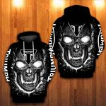 3D HOODIE 2481- LAVA SKULL- T.R.I.U.M.P.H MOTORCYCLES (LIMITED EDITION)