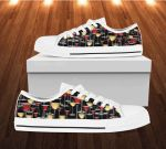 LIMITED EDITION FOR WINE LOVERS 2411Z39 LOW TOP SHOES