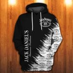 LIMITED EDITION 3D J.D STYLE HOODIE