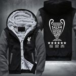 FLEECE JACKET-L.V.POOL-FC-LIMITED EDITION