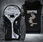 FLEECE JACKET-CHAMPION-MARID-LIMITED EDITION