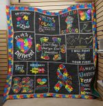 LIMITED EDITION COLORFUL BLANKET FOR HAPPY LIFE