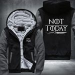 FLEECE JACKET FOR G.O.T FANS – NOT TODAY – LIMITED EDITION