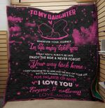 LIMITED EDITION MOMMY'S FOREVER LOVE BLANKET