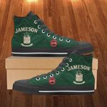 LIMITED EDITION THE JAMESON LOVER LOW TOP SHOES