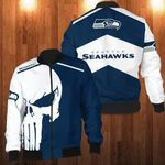 LIMITED EDITION THE SEA.HAWKS TEAM 3D BOMBER