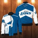 LIMITED EDITION THE L.I.O.N.S 3D BOMBER