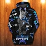 LIMITED EDITION – 3D HOODIE – THE STARS