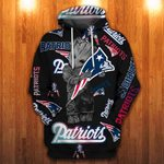 LIMITED EDITION – 3D HOODIE – THE FIGHTERS