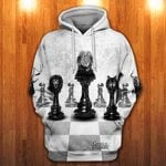 3D HOODIE – THE END OF POWER LIMITED EDITION