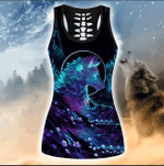 LIMITED EDITION- 3D WOLF TANK TOP – 8145A