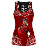 LIMITED EDITION- 3D WOLF TANK TOP – 5630A