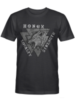 LIMITED EDITION-VIKING T SHIRT 7498A