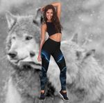 LIMITED EDITION – WOLF LEGGING 8153A