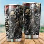 LIMITED EDITION – SKULL TUMBLER 10128A
