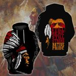 LIMITED EDITION- NATIVE AMERICAN HOODIE – 9832A