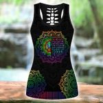 LIMITED EDITION- 3D HIPPIE TANK TOP – 8331K