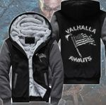 LIMITED EDITION - VIKING FOR FANS – FLEECE JACKET 10563A
