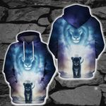 LIMITED EDITION- 3D LION HOODIE – 8310K