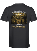 LIMITED EDITION - DEER HUNTING T SHIRT 10035A