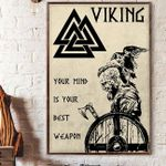 LIMITED EDITION - VIKING CANVAS 10099A