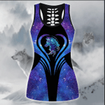 LIMITED EDITION- 3D WOLF TANK TOP – 8089A