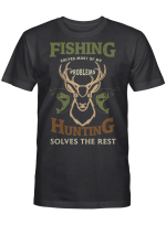 LIMITED EDITION - DEER HUNTING T SHIRT 8387K
