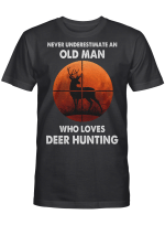 LIMITED EDITION - DEER HUNTING T SHIRT 5989A