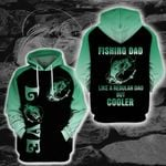LIMITED EDITION- 3D FISHING DAD HOODIE – 8313K