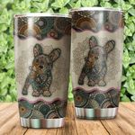 LIMITED EDITION – FRENCH BULLDOG TUMBLER 8321K