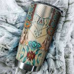 LIMITED EDITION – NATIVE AMERICAN - TUMBLER 8271A