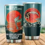 LIMITED EDITION – MERMAID TUMBLER 7456A