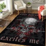LIMITED EDITION - SKULL FOR FANS – RUG 7465A