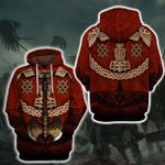 LIMITED EDITION- VIKING HOODIE – 7458A