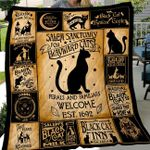 LIMITED EDITION- FOR CAT LOVERS - BLANKET 10694A