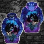 LIMITED EDITION- 3D MOON CHILD WOLF HOODIE – 8283K