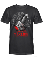 LIMITED EDITION-VIKING T SHIRT 10103A
