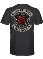 LIMITED EDITION-VIKING T SHIRT 7438A