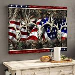 LIMITED EDITION - DEER HUNTING CANVAS 10095A