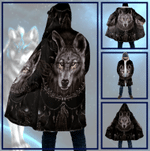 LIMITED EDITION - 3D WOLF – CLOAK 5467A
