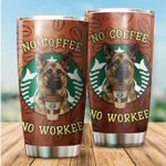 LIMITED EDITION – For Dog Lovers- German Shepherd Tumbler 10074A