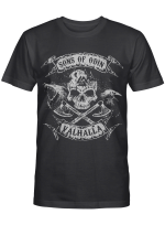 LIMITED EDITION-VIKING T SHIRT 10203A